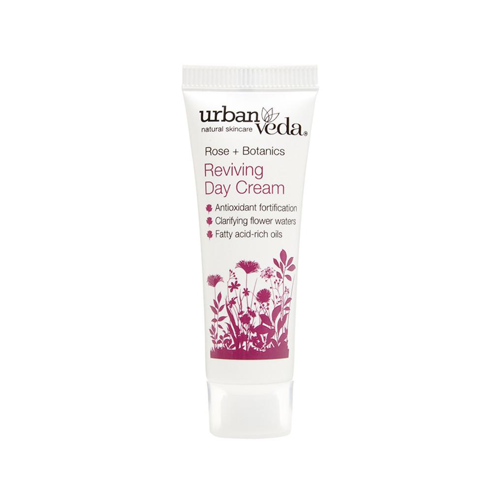 Reviving Day Cream - Rose + Botanics 10ml (Mini)