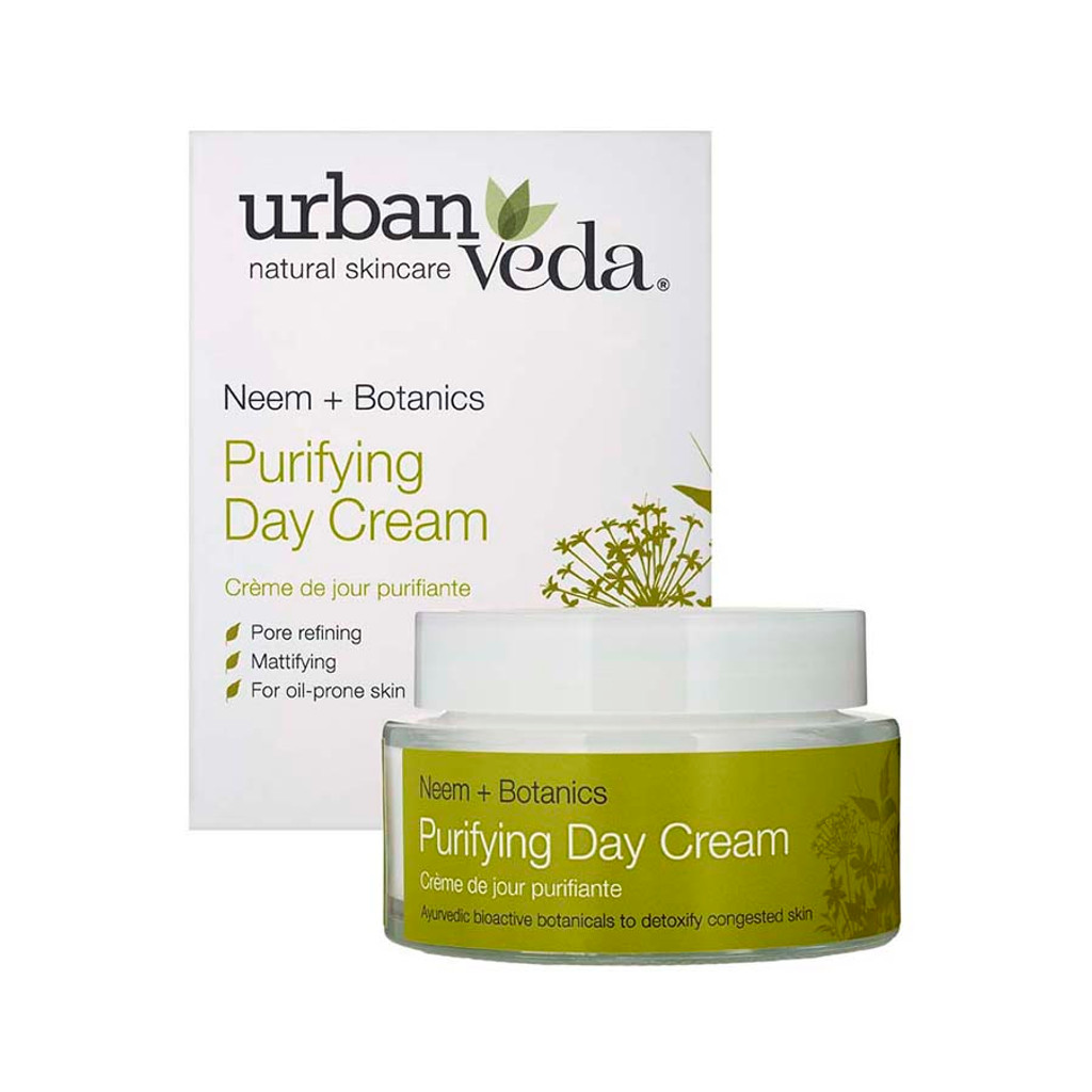 Purifying Protecting Day Cream - Neem + Botanics 50ml