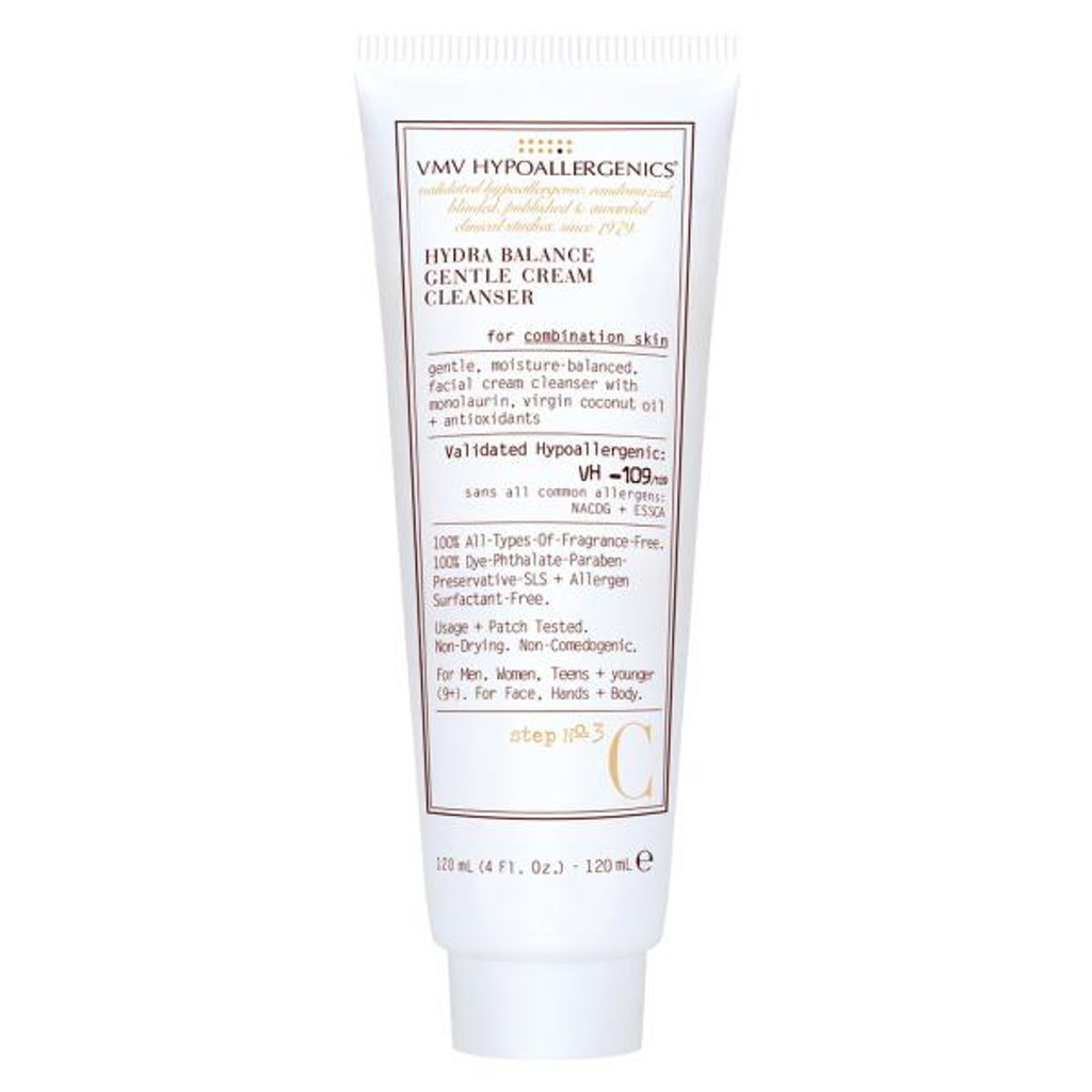 Hydra Balance Gentle Cream Cleanser For Combination Skin 120ml