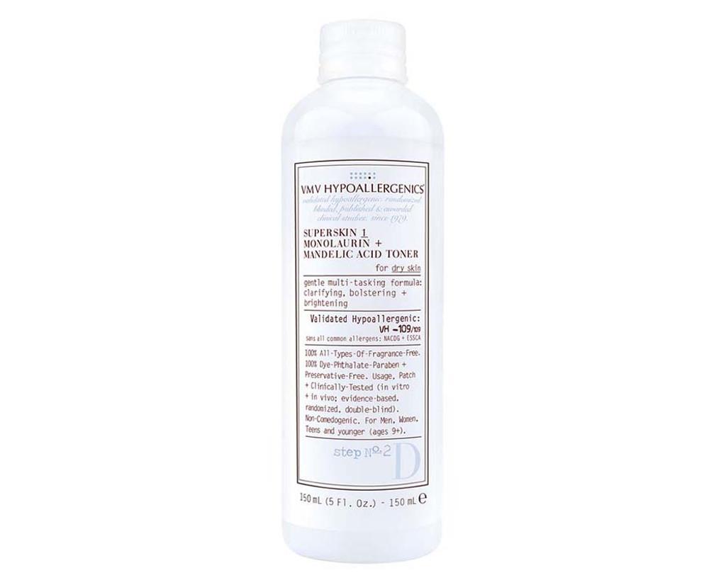 SuperSkin 1 Monolaurin + Mandelic Acid Toner For Dry Skin 150ml