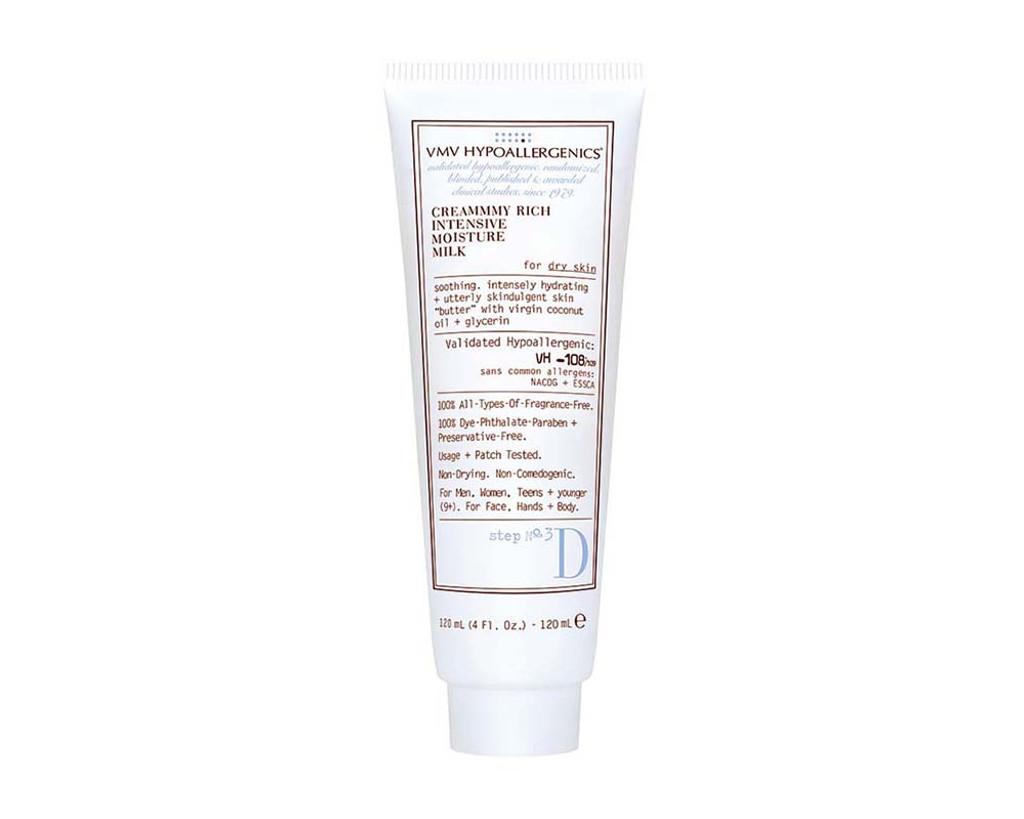 Creammmy-Rich Intensive Moisture Milk For Dry Skin 120ml