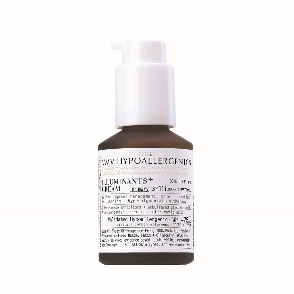 Illuminants+ Cream: First Brilliance Moisturiser 50ml