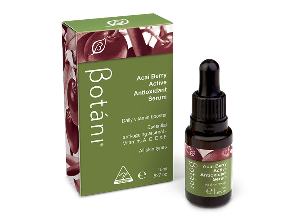 Acai Berry Active Antioxidant Serum 15ml