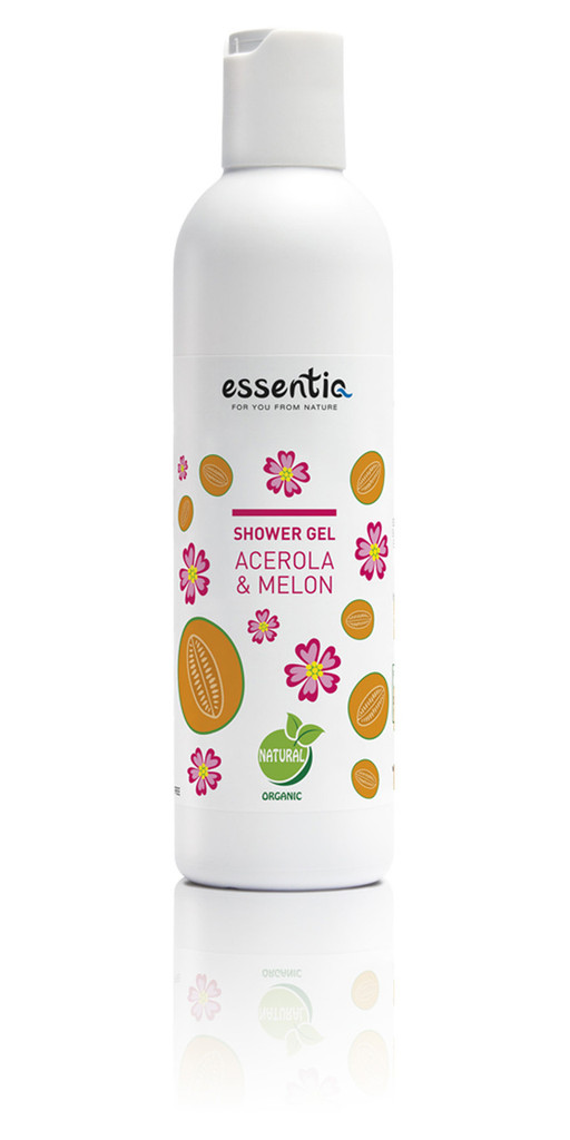 Shower Gel Acerola & Melon 250ml