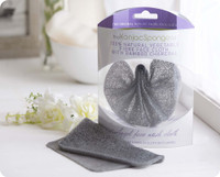 Konjac Angel Cloth With Bamboo Charcoal