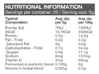 Raw Prebiotic Women's Multi 100g