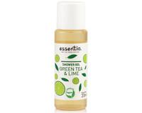 Shower Gel Green Tea and Lime 20ml (mini)