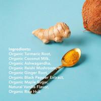 Organic Turmeric Golden Milk Powder 365g