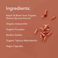 Beauty Vitamins for Skin 60caps