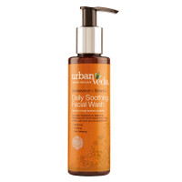 Daily Soothing Facial Wash - Sandalwood + Botanics 150ml