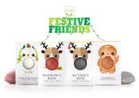 Konjac Mini Pore Refiner Christmas Collection