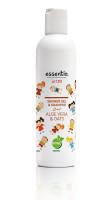 Shower Gel and Shampoo Kids 2 in 1 Aloe Vera & Oats 250ml