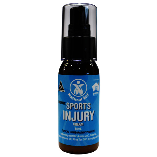 Sports Injury Cream 60ml (Best Before March 2019)