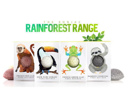Mini Pore Refiner Rainforest Gift Set