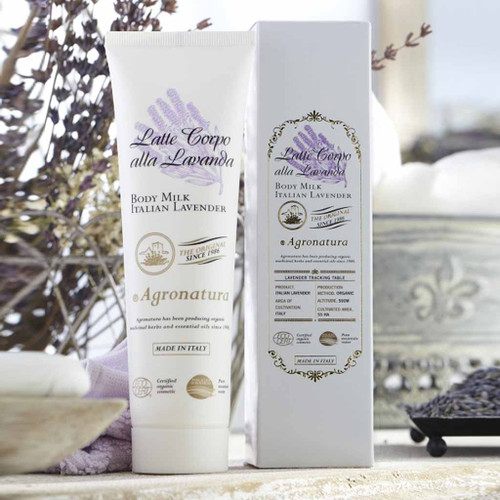 Italian Lavender Body Milk 150ml