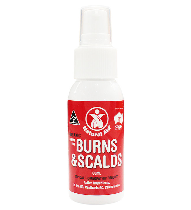 Burns and Scalds Cream 60ml