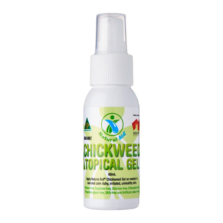 Chickweed Topical Gel 60ml