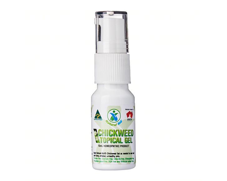Chickweed Topical Gel 15ml (mini)