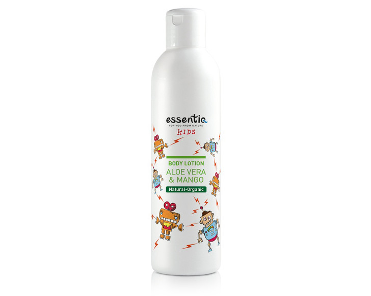 Kids Body Lotion Aloe Vera & Mango 250ml