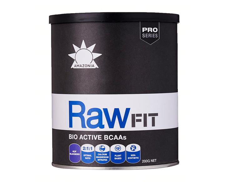 RawFIT Bio Active BCAA's 200g