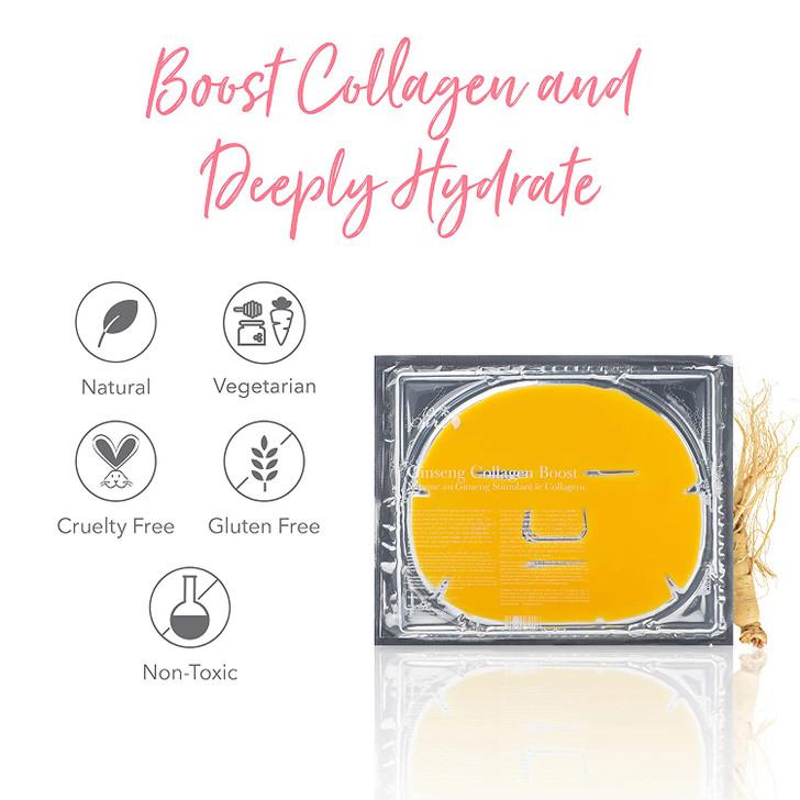 Ginseng Collagen Boost Sheet Mask