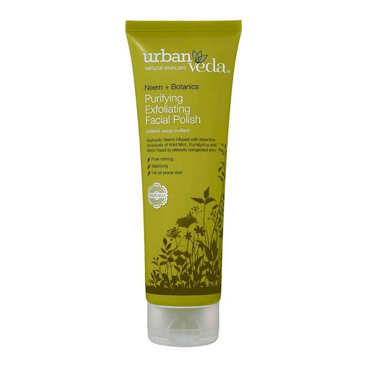 Purifying Exfoliating Facial Polish - Neem + Botanics 125ml
