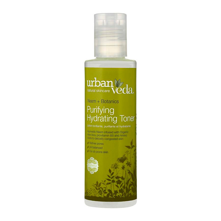 Purifying Hydrating Toner - Neem + Botanics 150ml