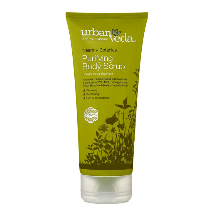 Purifying Body Scrub - Neem + Botanics 200ml