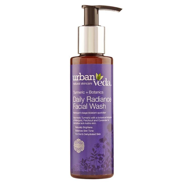 Daily Radiance Facial Wash - Turmeric + Botanics 150ml