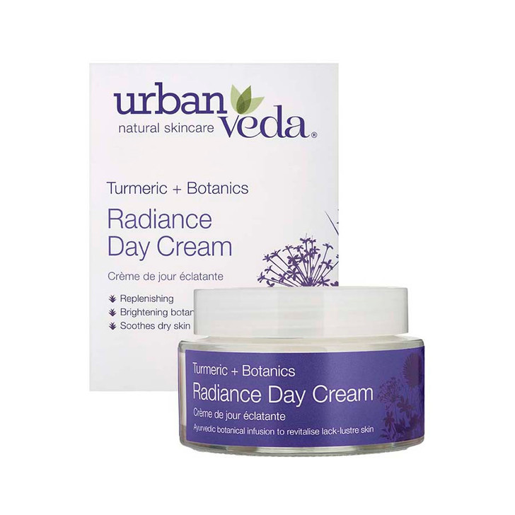 Radiance Day Cream - Turmeric + Botanics 50ml
