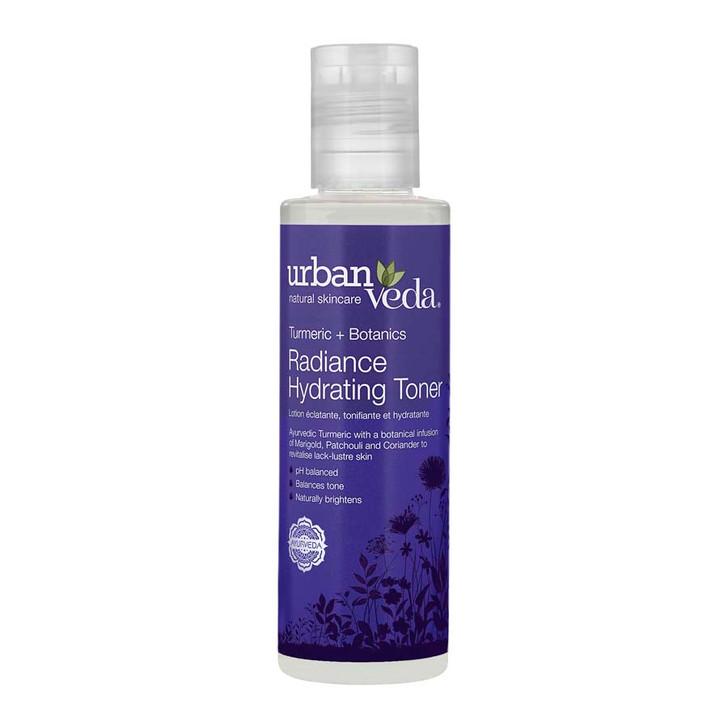 Radiance Hydrating Toner - Turmeric + Botanics 50ml