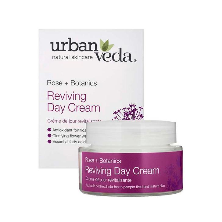 Reviving Day Cream - Rose + Botanics 50ml