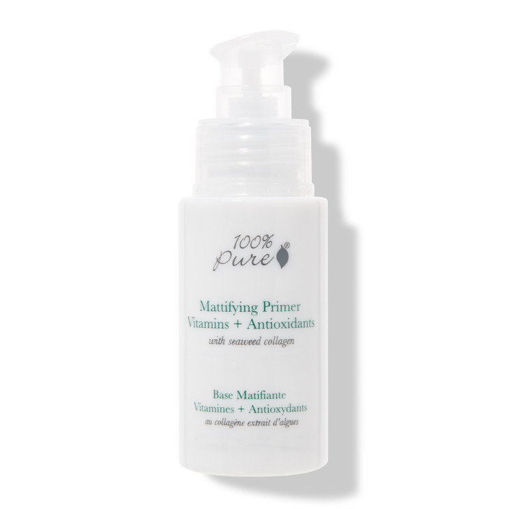 Mattifying Primer Viatmins + Antioxidants With Seaweed Collagen 30ml
