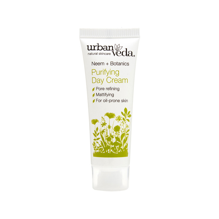 Purifying Day Cream - Neem + Botanics 10ml (Mini)