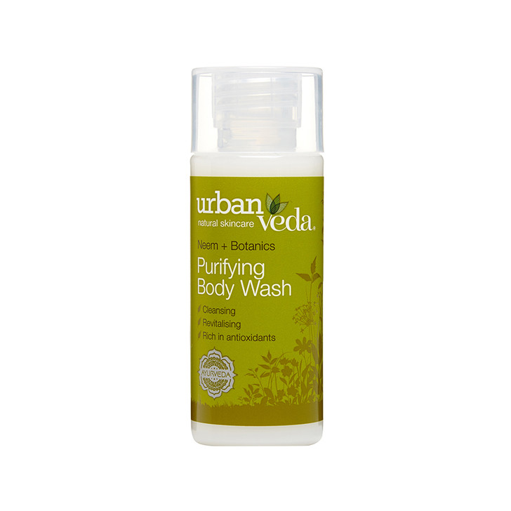 Purifying Body Wash - Neem + Botanics 50ml (Mini)