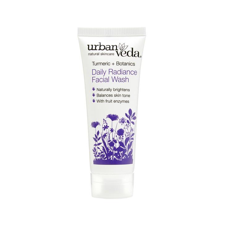 Daily Radiance Facial Wash - Turmeric + Botanics 20ml (Mini)