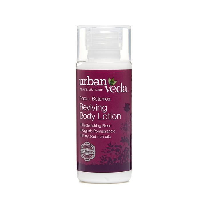 Reviving Body Lotion - Rose + Botanics 50ml (Mini)