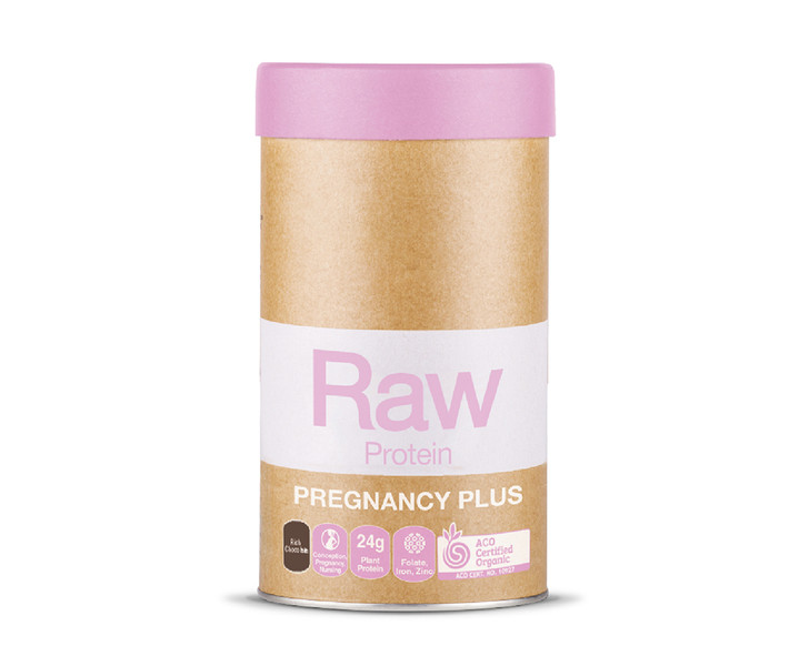 Raw Protein Pregnancy Plus 500g - Rich Chocolate