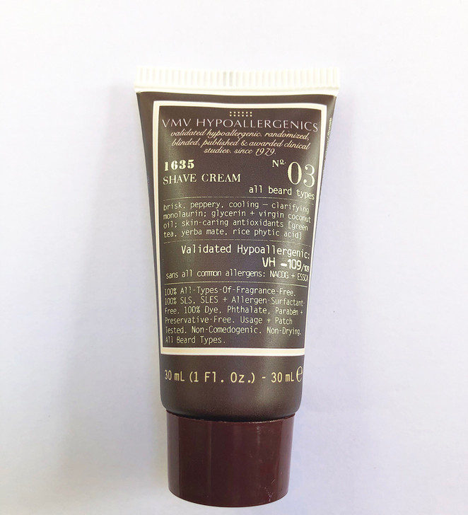 1635 Shave Cream No. 3 All Beard Type 30ml