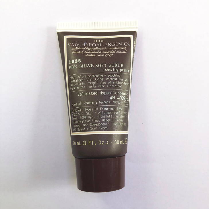 1635 Pre-Shave Soft Scrub 30ml