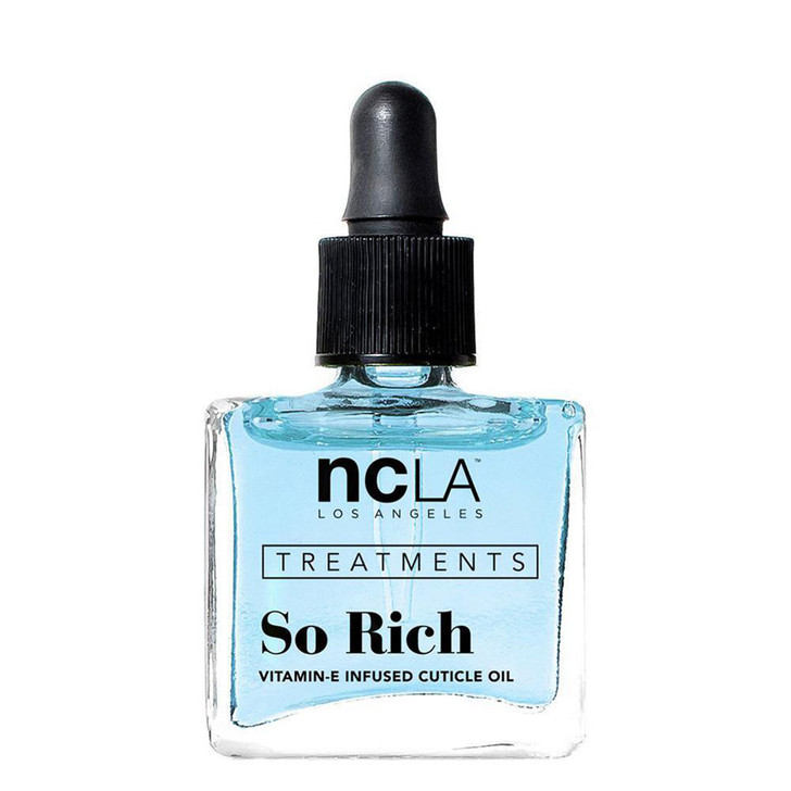 So Rich Vitamin E Infused Cuticle Oil- Saltwater 13.3ml