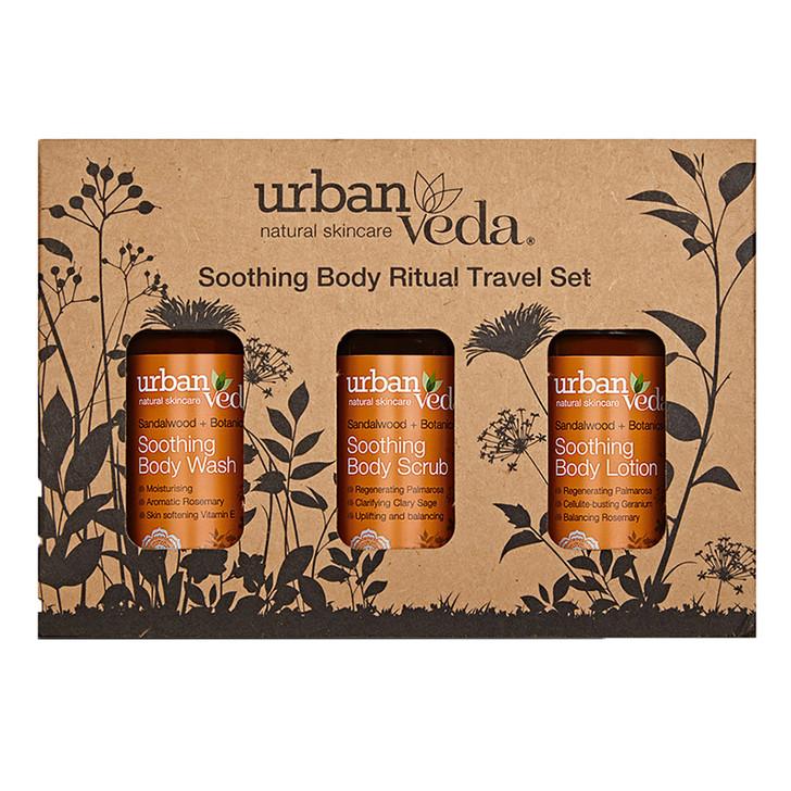 Soothing Body Ritual Travel Set 150ml