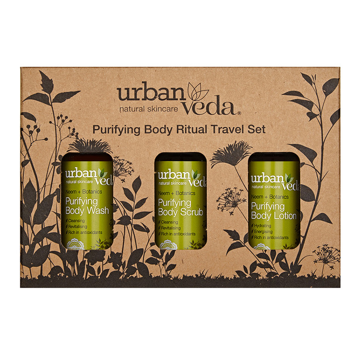 Purifying Body Ritual Travel Set 150ml