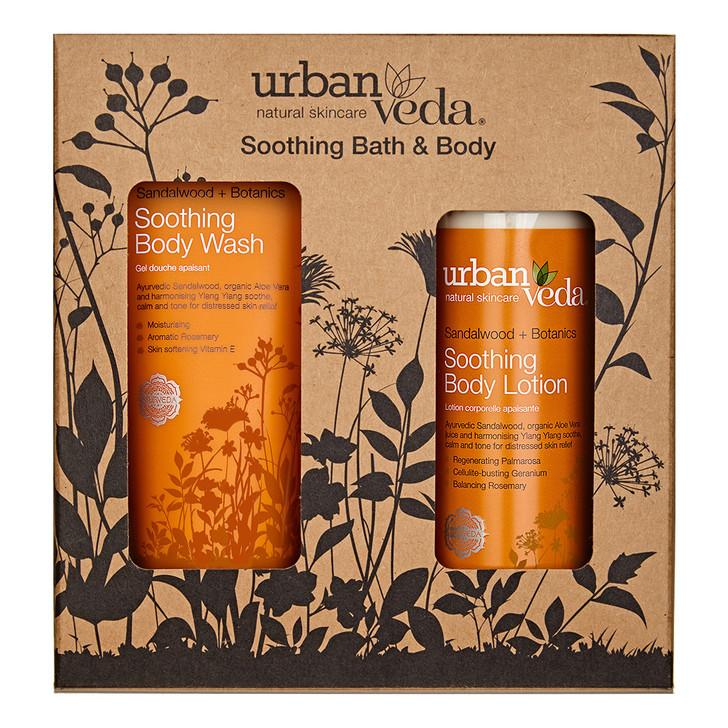 Soothing Bath & Body Set 450ml