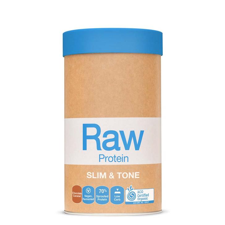 Raw Slim & Tone Protein - Chocolate Caramel 500g