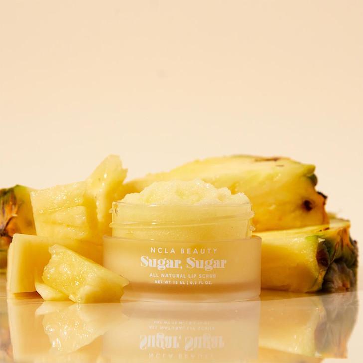 Sugar Sugar Lip Scrub Pineapple 15ml