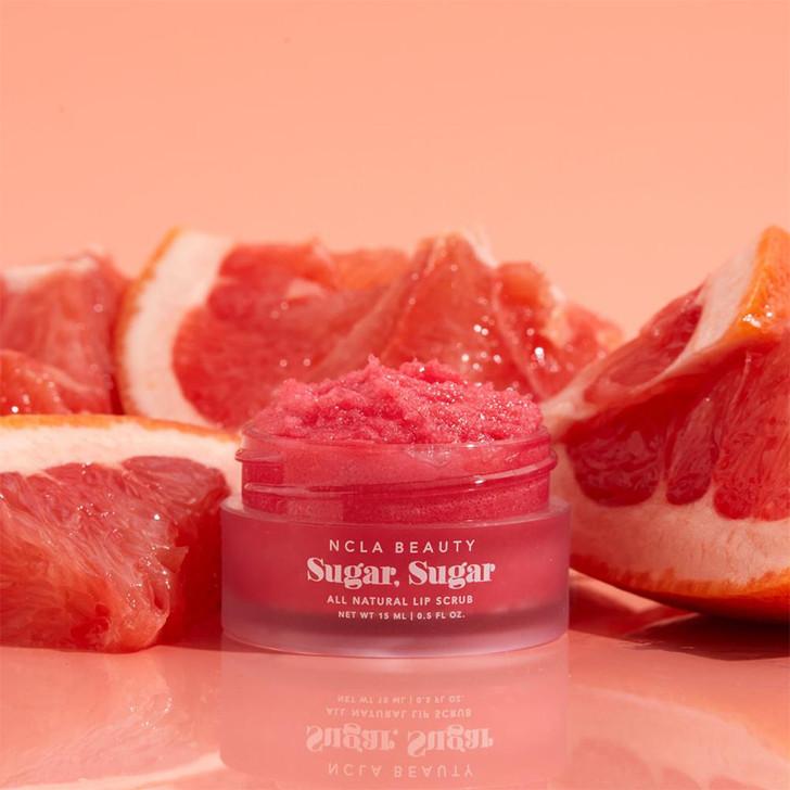 Sugar Sugar Lip Scrub Pink Grapefruit 15ml
