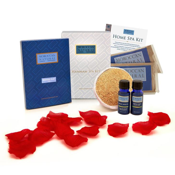 Hammam Home Spa Kit