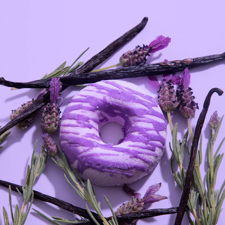 Bath Treats Lavender Vanilla (3pc Bath Bomb Set) 65g