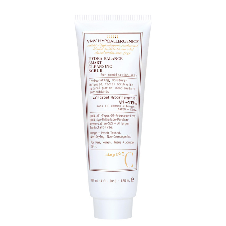 Hydra Balance Smart Cleansing Scrub For Combination Skin 120ml